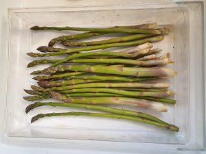 Harvested 21 April 2020